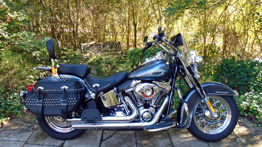 2015 Harley Davidson Heritage Classic Screaming Eagle 110
