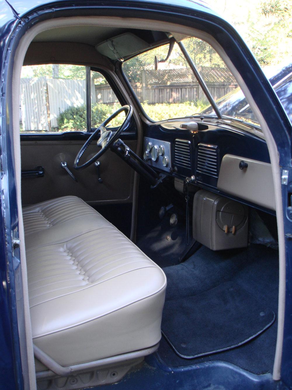 1949 Studebaker 2R5 Pick Up
