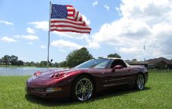 2003 Chevy Corvette Convertible
