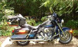 2010 Harley Davidson Ultra Limited with Reverse