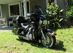 2012 Harley Davidson Ultra Classic Electra Glide
