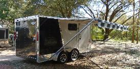 2013 Toy Hauler RV