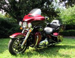 2014 Harley Davidson Ultra Classic Electra Glide