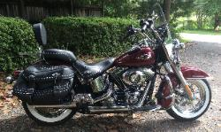 2014 Harley Davidson Heritage Softail Classic