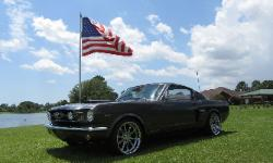 1965 Ford Mustang Fastback Resto-Mod Eleanor Options