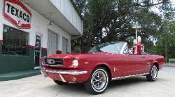 1966 Ford Mustange Convertible
